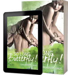 Buchcover von:  So long, Butterfly!