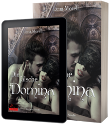 COM_BPUBLISHER__COVER Die Falsche Domina